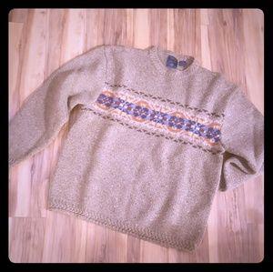 AEO Vintage Mens Big Sweater Size XL